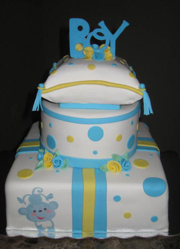 Baby Shower Cakes In Chicago ~ Baby shower cakes chicago il